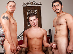 Chad Brock, Trevor Cully coupled with Miguel Temon