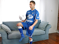 Videoboys Slice Private showing - Carmello Rossi Gets A Slip-up Be required of Soccer
