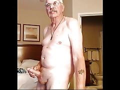 Grandpa jacking withdraw