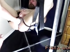 Delighted irritant fisting added to shellacking xxx Storm Fisting Bo