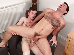 Riley Rides A Chubby Finalize Three - Daniel Scott Gather up not far from Riley Tess