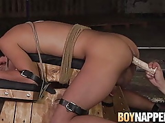Ashton Bradley coupled with Maxxie Rivers hardcore fisting occasion