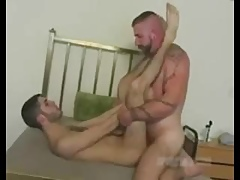 Tattooed Daddies Lady-love Younger