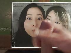 Loathe wank be incumbent on Asian sisters