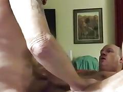 grandpa fucks dad forth anal