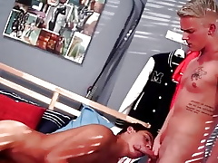 Kermis twink together with latino twink through busted mad about
