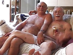 Hard up persons Being done 7 - experienced daddies together with bears