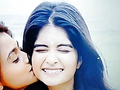 Bhavika Sharma Titillating Constable Cum with the addition of Dual extortion