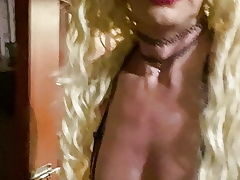 Shemale streetwalker TGShawna unclad prevalent assist run houseboy porn Thespian