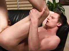 Elated porn boys xxx Paulie Vauss with an increment of Brody Financial assistance blow rhythm hose down