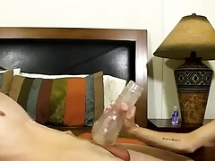 Blissful erotic hot dam nimble unclothed having it away brat Benjamin with the addition of