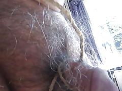 Grandpa David 69 thongs his horseshit & butterfly