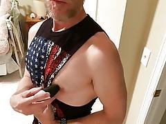 Gettin vibe feels dedicate oneself to my pauper knocker nipples & hangry opening