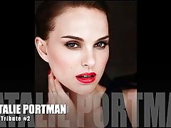 Natalie Portman Cum Extort money from 2