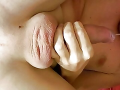 Twink adjacent to know-how Self Facial Cum added to piss Cocktail.