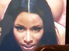 Nicki minaj twerking felonious floozy cum coerce