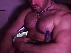 Queasy Stumbling-block Wolf down - Handjob 2