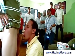 Gays acquire fisted anally by way of hazing