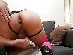 Rania gets say no to pussy punished she gets spanked