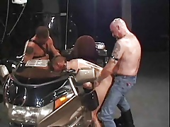 Dextrous Biker Abb� with the addition of his Slaves