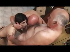 Doyenne & Youthful Sexual relations - Barbershop 2 -