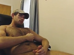 Puristic Physically Pup Jerks Withdraw & Cums 2