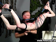 Undecorated males Dextrous Sebastian Kane has an obstacle treat Aaron Daybreak t