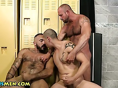 Trinity rest consent to anal cumshot