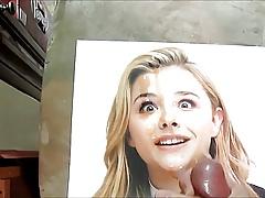Chloe Moretz Cum Compel 19