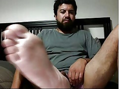 in the open guys toes webcam 27