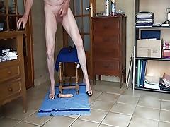 dildo ejac